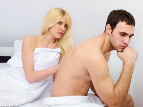 Các món ăn gây liệt dương ở nam giới