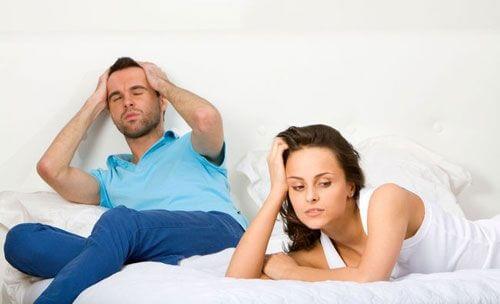 Triệu chứng vô sinh ở nam giới